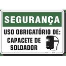 1210-placa-seguranca-uso-obrigatorio-de-capacete-de-soldador-pvc-semi-rigido-26x18cm-furos-6mm-parafusos-nao-incluidos-1