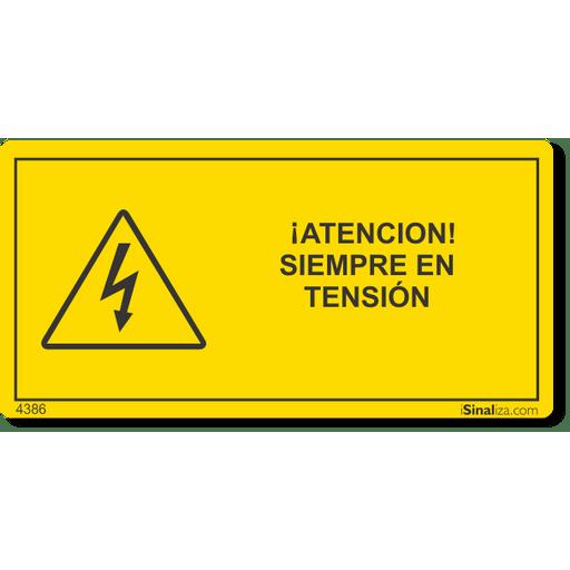 ETIQUETA-ATENCION-SIEMPRE-EN-TENSION