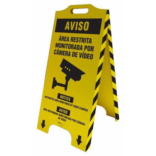 4451-cavalete-de-sinalizacao-trilingue-aviso-area-restrita-monitorada-por-camera-de-video-58x28cm-1