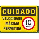 4482-placa-cuidado-velocidade-maxima-permitida-10kmh-pvc-semi-rigido-26x18cm-furos-6mm-parafusos-nao-incluidos-1