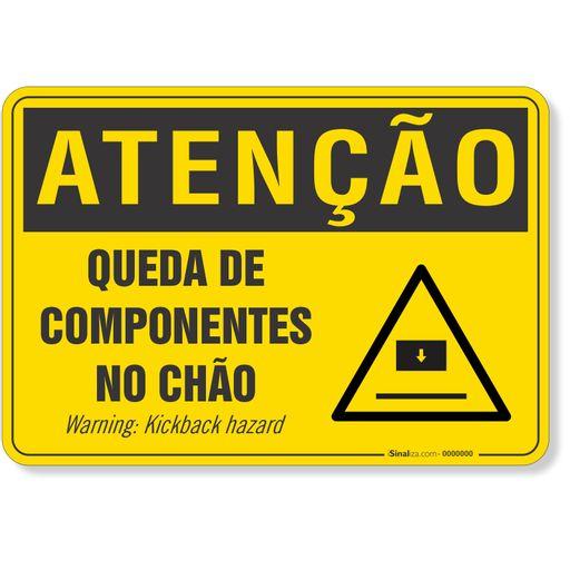 PLACA-ATENCAO-QUEDA-DE-COMPONENTES-NO-CHAO