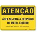 PLACA-ATENCAO-AREA-SUJEITA-A-RESPINGO-DE-METAL-LIQUIDO