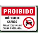4577-placa-proibido-trafego-de-carros-area-exclusiva-de-carga-e-descarga-pvc-semi-rigido-26x18cm-furos-6mm-parafusos-nao-incluidos-1