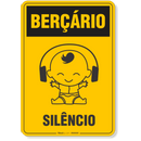 4597-placa-bercario-silencio-pvc-semi-rigido-26x18cm-furos-6mm-parafusos-nao-incluidos-1