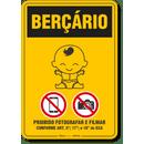 4598-placa-bercario-proibido-fotografar-e-filmar-pvc-semi-rigido-26x18cm-furos-6mm-parafusos-nao-incluidos-1