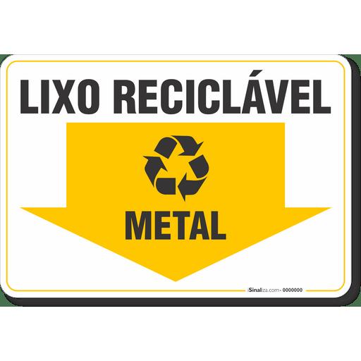 4602-placa-meio-ambiente-lixo-reciclavel-metal-pvc-semi-rigido-26x18cm-furos-6mm-parafusos-nao-incluidos-1