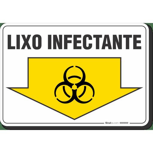 4606-placa-meio-ambiente-lixo-infectante-pvc-semi-rigido-26x18cm-furos-6mm-parafusos-nao-incluidos-1