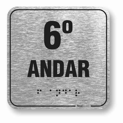 4774-placa-6-andar-braille-relevo-aluminio-abnt-nbr-9050-10x10cm-1
